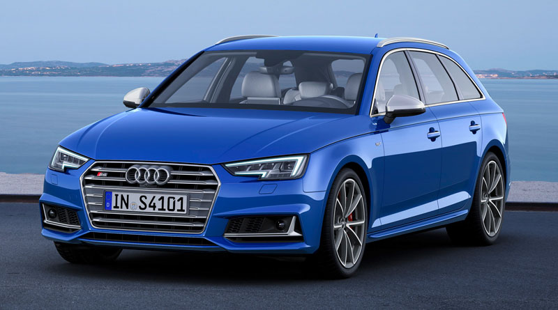 Audi S4 Avant frontal lateral Luxabun