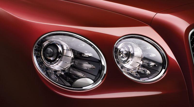 Bentley Flying Spur V8S grupos ótpicos Luxabun