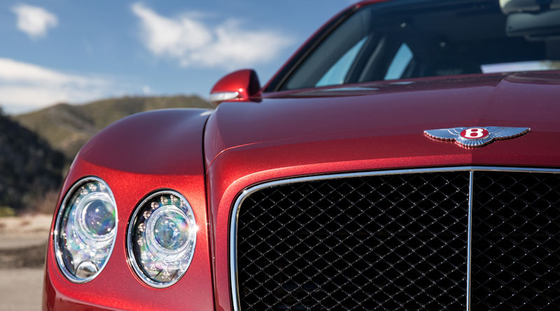 Bentley Flying Spur V8S frontal Luxabun