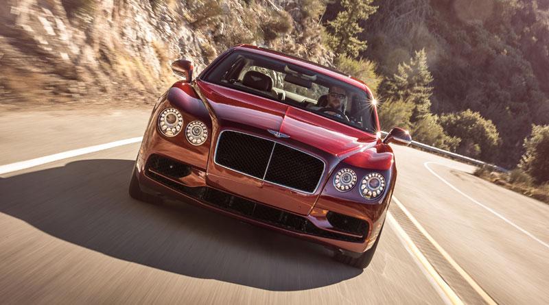 Bentley Flying Spur V8S Luxabun
