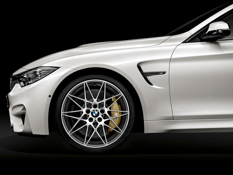 BMW M4 pack competición lateral Luxabun