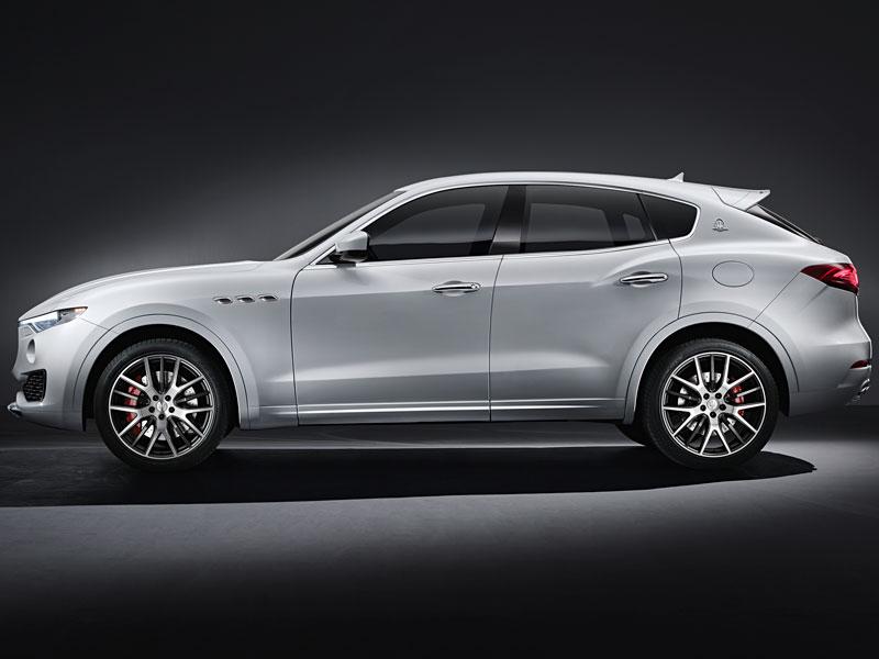 Maserati Levante lateral Luxabun