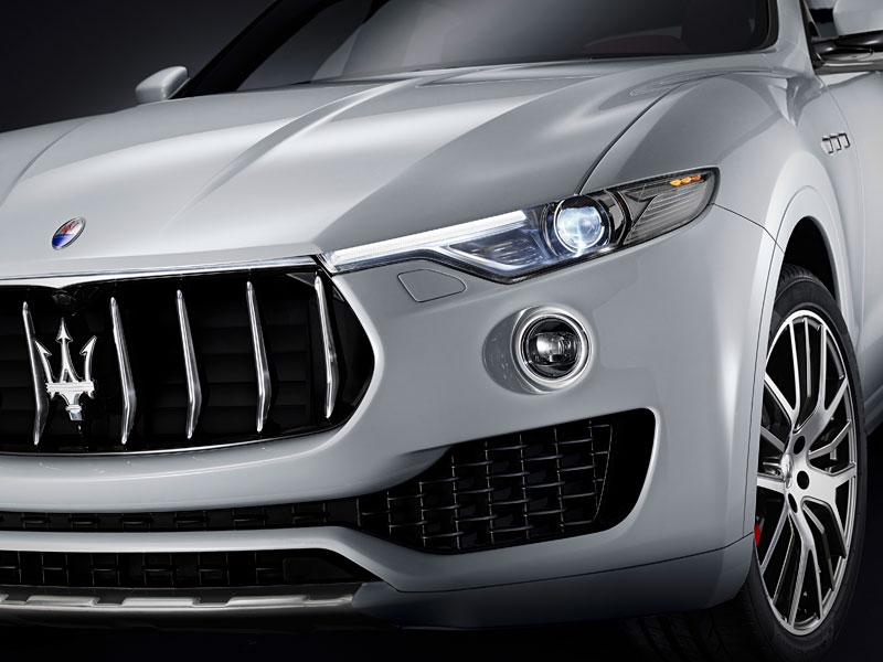 Maserati Levante foco lateral Luxabun