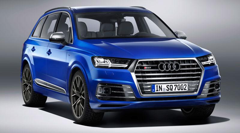Audi SQ7 TDI frontal Luxabun