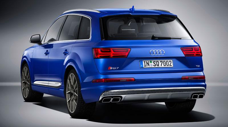 Audi SQ7 TDI trasera Luxabun