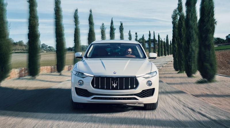 Maserati Levante S frontal Luxabun