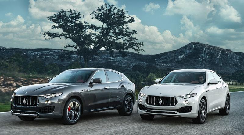 Maserati Levante S varios colores Luxabun
