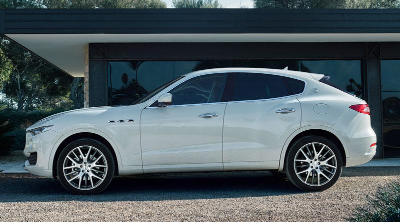 Maserati Levante S lateral Luxabun