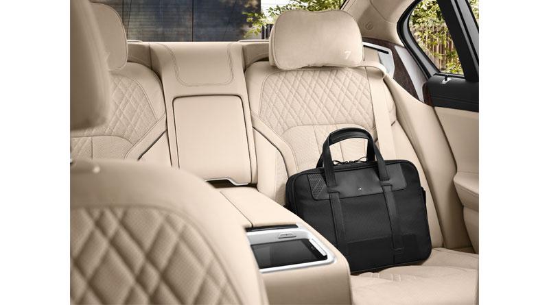 Montblanc para BMW 7 Series cartera Luxabun