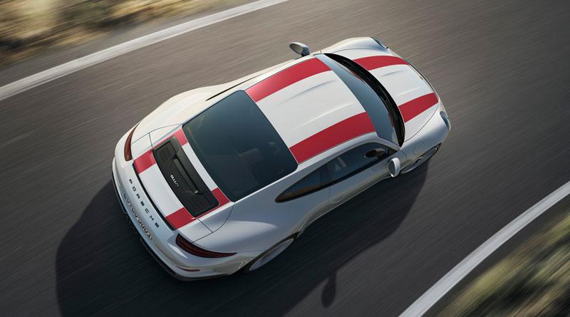 Porsche 911 R 2016 superior Luxabun
