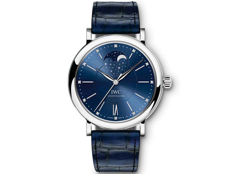 "Reloj Portofino Edición ""Laureus Sport for Good"" frontal - Luxabun"