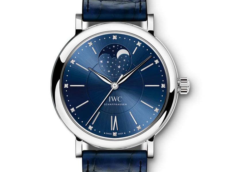 """Reloj Portofino Edición """"Laureus Sport for Good"""" caja frontal - Luxabun"""