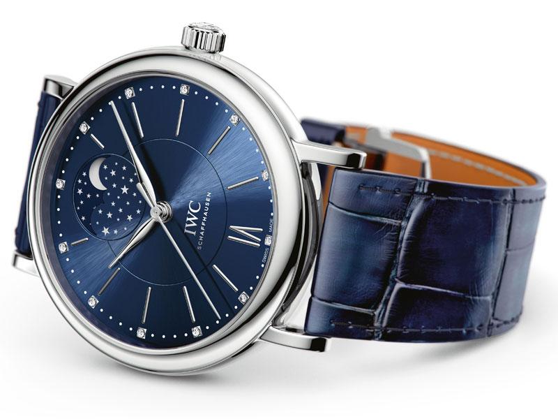 Reloj Portofino Edición Laureus Sport for Good lateral - Luxabun