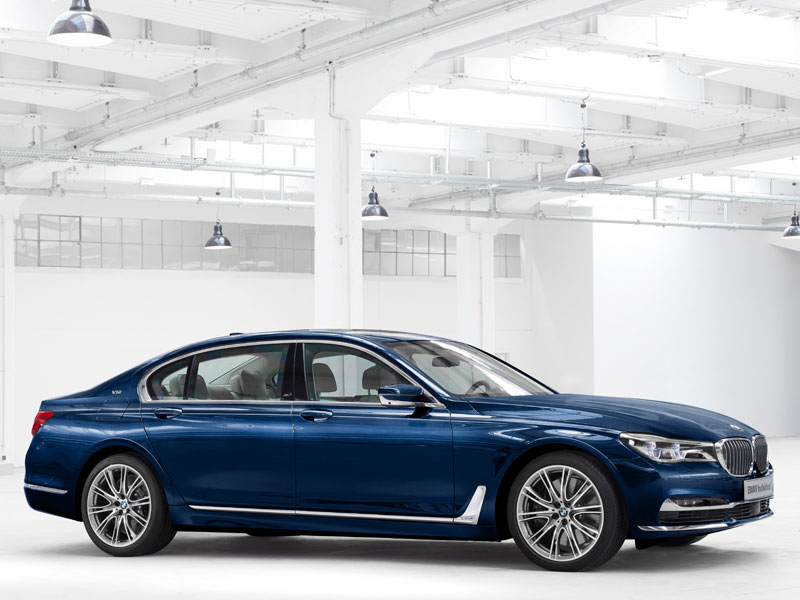 BMW Serie 7 Individual The Next 100 Years lateral Luxabun