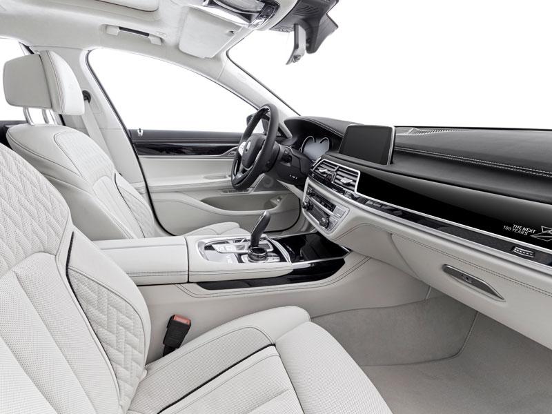 BMW Serie 7 Individual The Next 100 Years inteior Luxabun