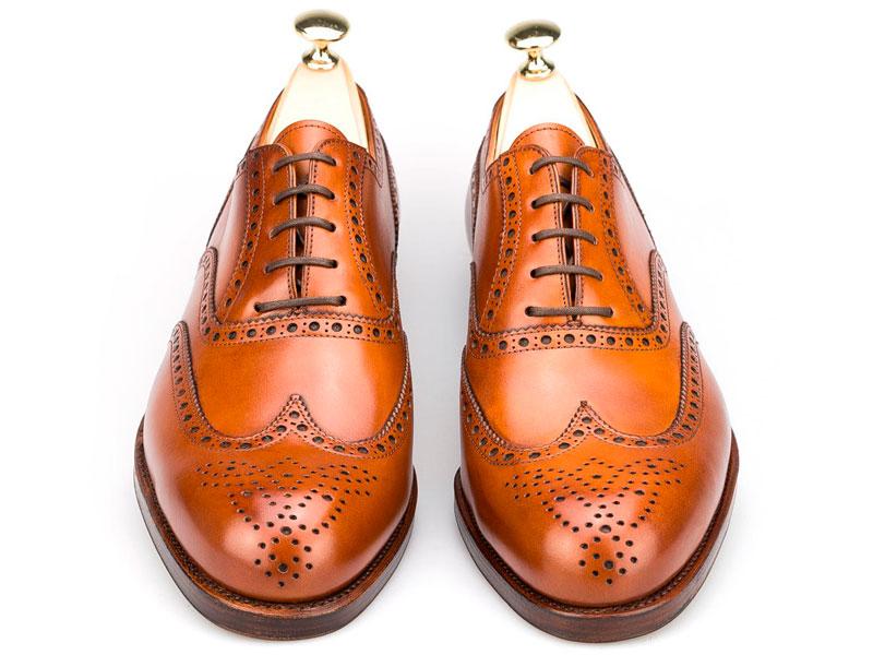 Zapato oxford carmina pala vega Luxabun (1)