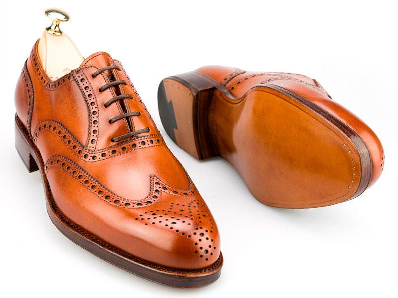 Zapato oxford carmina pala vega lateral Luxabun (3)