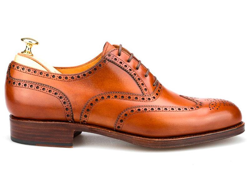 Zapato oxford carmina pala vega lateral Luxabun (4)