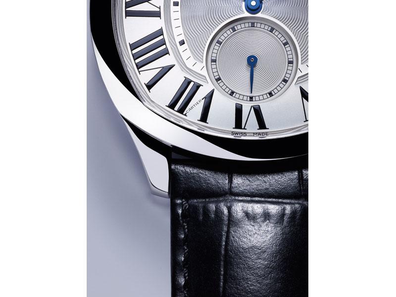 Cartier Drive Acero segundero - Luxabun