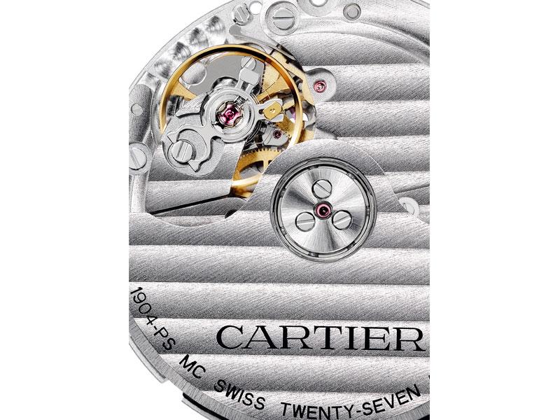 Cartier Drive Acero calibre - Luxabun