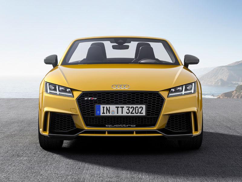 Audi RS TT Roadster frontal Luxabun