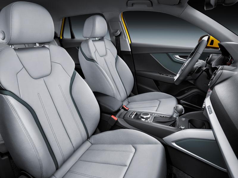 SUV Audi Q2 2.0 TDI quattro asientos Luxabun