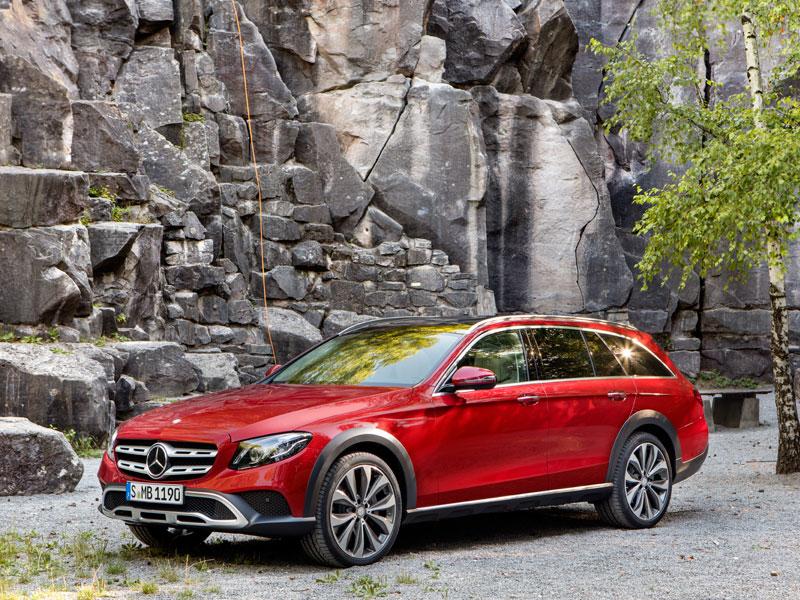 Mercedes Clase E All Terrain lifestyle Luxabun